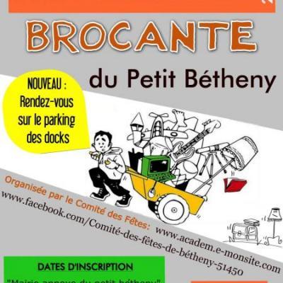2018 Brocante du petit Bétheny