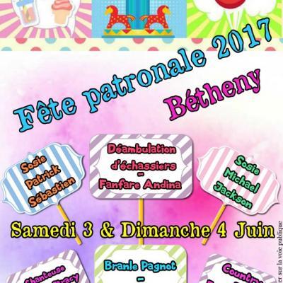 2017 Fête de Bétheny
