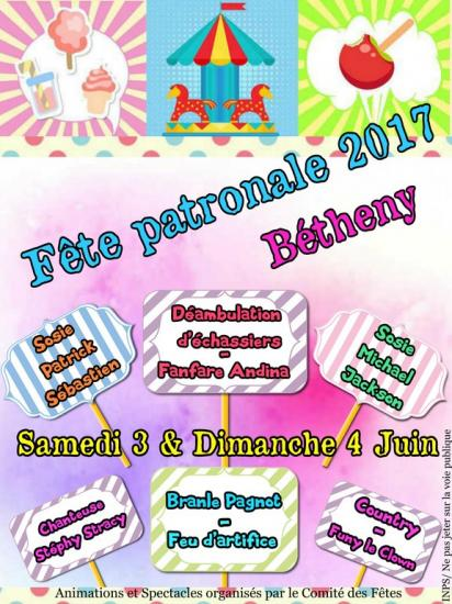 affiche fete foraine 2017 definitive generale
