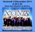 2015 NOVA version Gospel