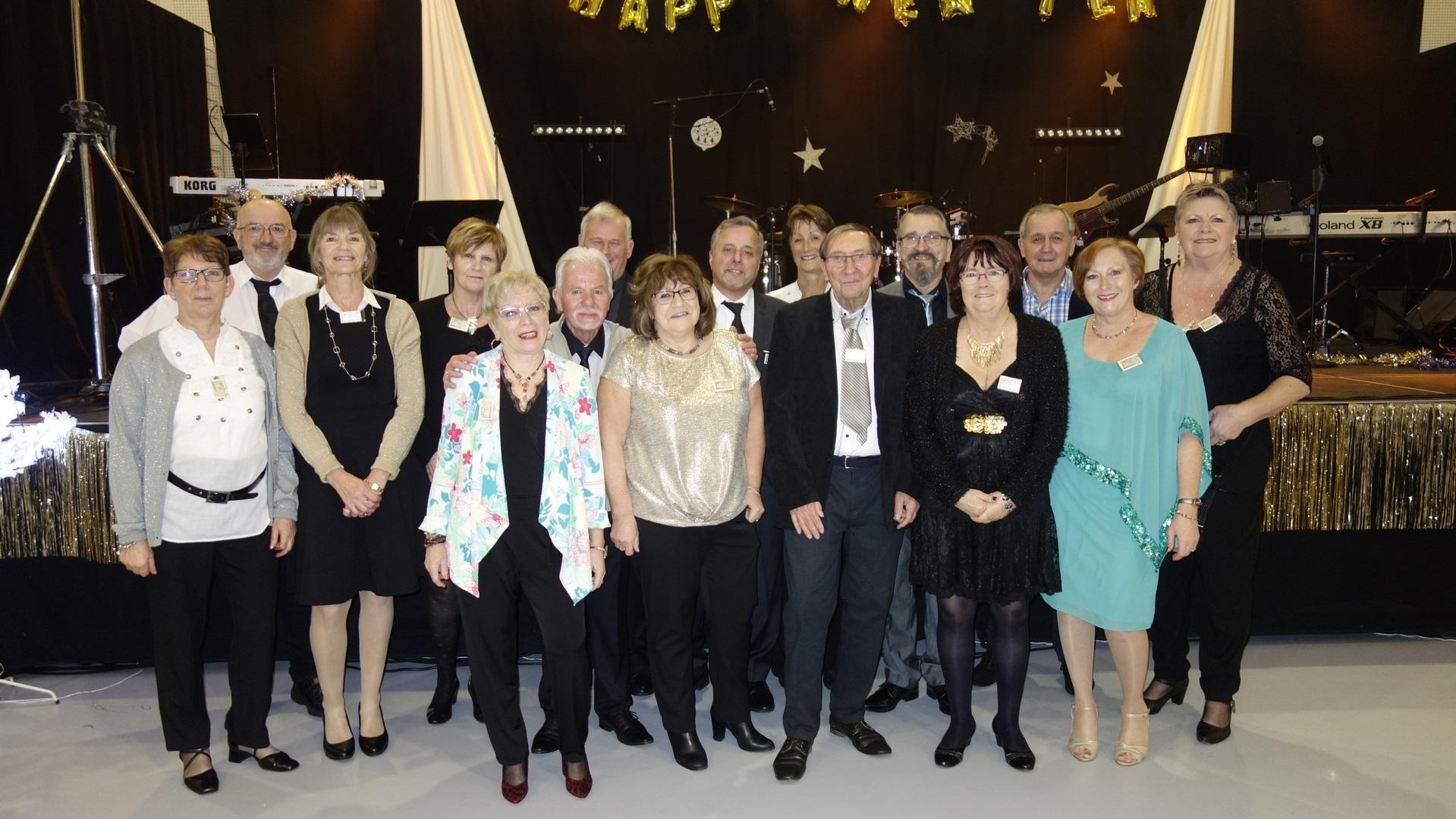 le Comité des fêtes