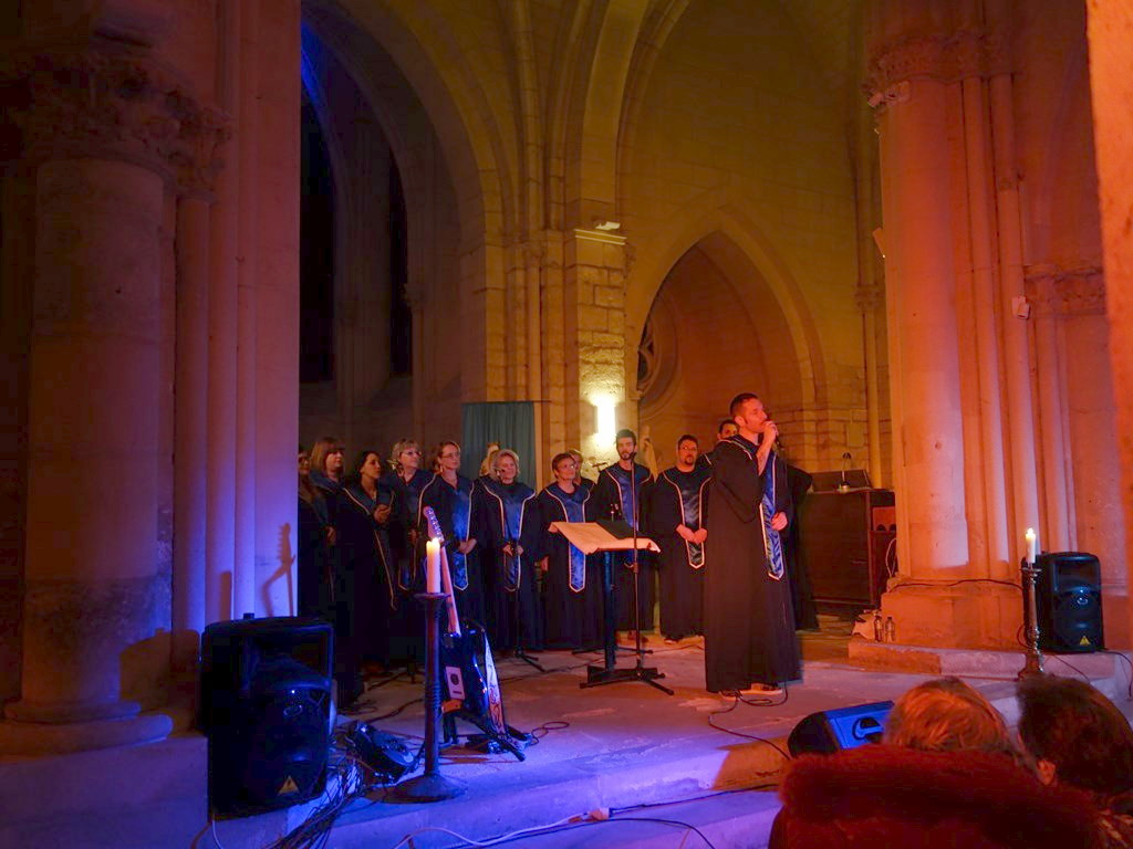 Nova version Gospel (2)