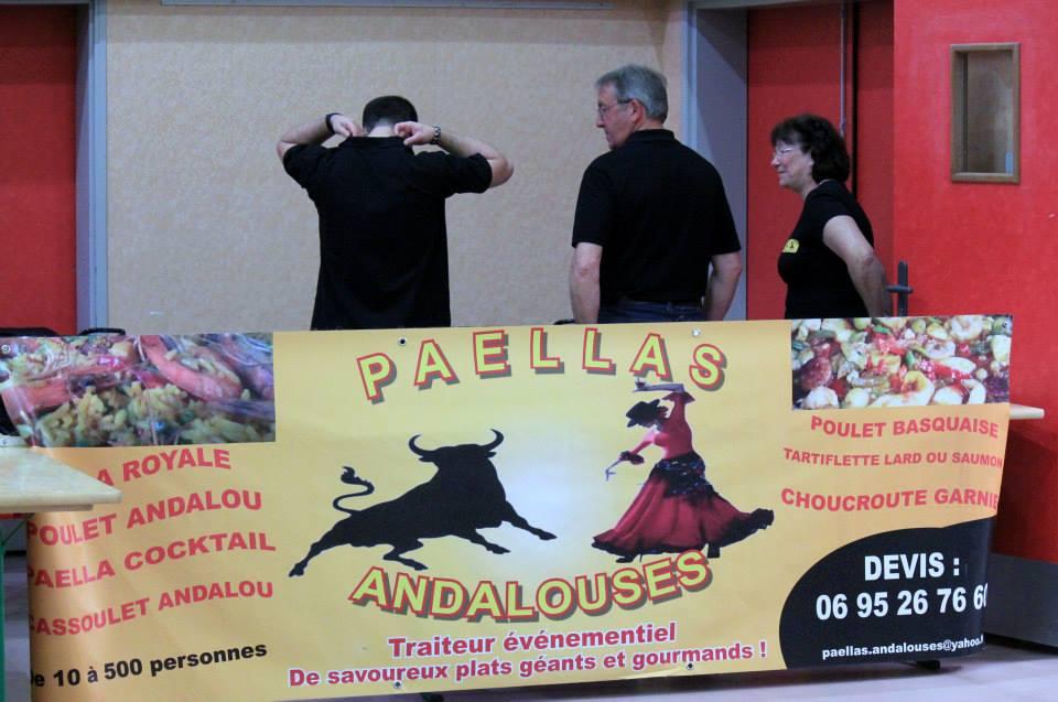 Soirée Paella et Tandem (14)